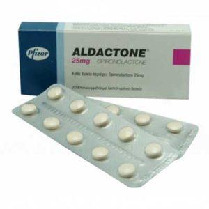 Kopen Aldactone (Spironolactone) - Aldactone Prijs in Nederland