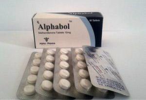 Kopen Methandienone oraal (Dianabol) - Alphabol Prijs in Nederland