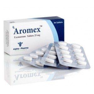 Kopen Exemestane (Aromasin) - Aromex Prijs in Nederland