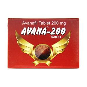 Kopen Avanafil - Avana 200 Prijs in Nederland
