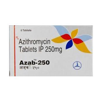 Kopen Azithromycin - Azab 250 Prijs in Nederland