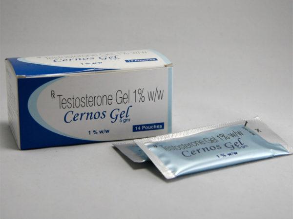 Kopen Testosteron-supplementen - Cernos Gel (Testogel) Prijs in Nederland