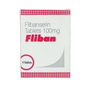 Kopen Flibanserin - Fliban 100 Prijs in Nederland