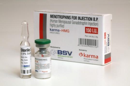Kopen Menselijk groeihormoon (HGH) - HMG 150IU (Humog 150) Prijs in Nederland