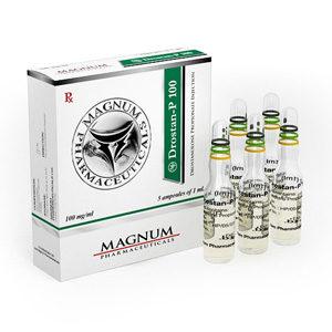 Kopen Drostanolonpropionaat (Masteron) - Magnum Drostan-P 100 Prijs in Nederland