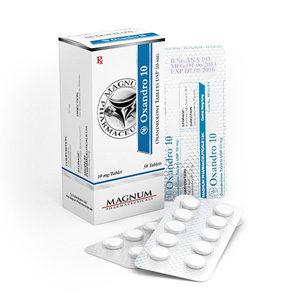 Kopen Oxandrolon (Anavar) - Magnum Oxandro 10 Prijs in Nederland
