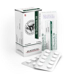 Kopen Oxymetholone (Anadrol) - Magnum Oxymeth 50 Prijs in Nederland