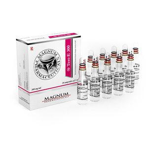 Kopen Testosteron enanthate - Magnum Test-E 300 Prijs in Nederland