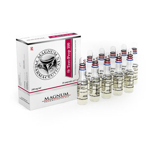 Kopen Testosteron propionaat - Magnum Test-Prop 100 Prijs in Nederland