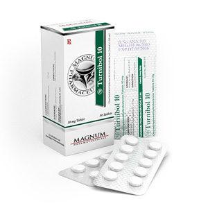 Kopen Turinabol (4-Chlorodehydromethyltestosterone) - Magnum Turnibol 10 Prijs in Nederland