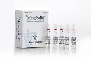 Kopen Drostanolonpropionaat (Masteron) - Mastebolin Prijs in Nederland