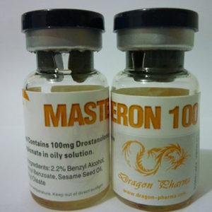 Kopen Drostanolonpropionaat (Masteron) - Masteron 100 Prijs in Nederland