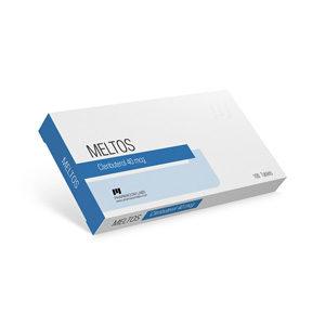 Kopen Clenbuterol hydrochloride (Clen) - Meltos 40 Prijs in Nederland