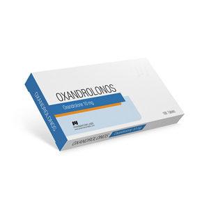 Kopen Oxandrolon (Anavar) - Oxandrolonos 10 Prijs in Nederland