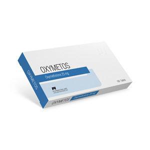 Kopen Oxymetholone (Anadrol) - Oxymetos 25 Prijs in Nederland