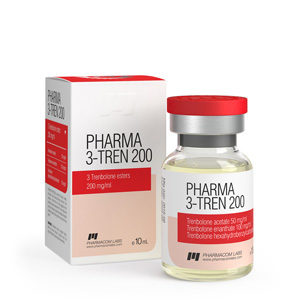Kopen Trenbolon Mix (Tri Tren) - Pharma 3 Tren 200 Prijs in Nederland