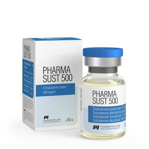Kopen Sustanon 250 (testosteronmix) - Pharma Sust 500 Prijs in Nederland