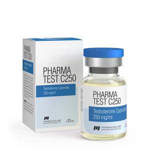 Kopen Testosteron cypionate - Pharma Test C250 Prijs in Nederland