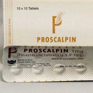 Kopen Finasteride (Propecia) - Proscalpin Prijs in Nederland