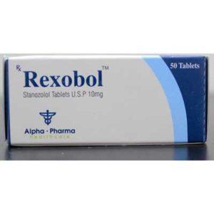 Kopen Stanozolol oraal (Winstrol) - Rexobol-10 Prijs in Nederland