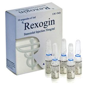 Kopen Stanozolol-injectie (Winstrol-depot) - Rexogin Prijs in Nederland