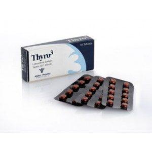 Kopen Liothyronine (T3) - Thyro3 Prijs in Nederland