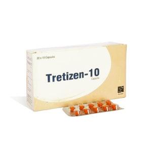 Kopen Isotretinoïne (Accutane) - Tretizen 10 Prijs in Nederland