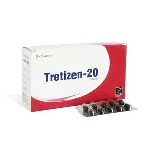 Kopen Isotretinoïne (Accutane) - Tretizen 20 Prijs in Nederland
