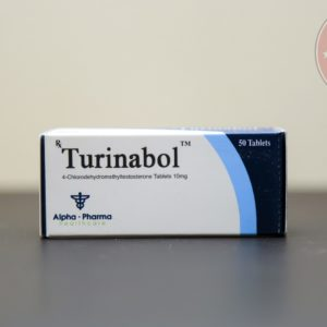 Kopen Turinabol (4-Chlorodehydromethyltestosterone) - Turinabol 10 Prijs in Nederland
